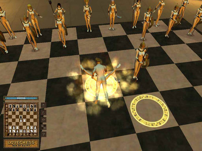 второй скриншот из LoveChess Age Of Egypt