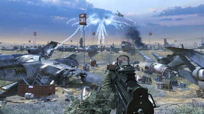 первый скриншот из Call of Duty: Modern Warfare 2 Multiplayer Only RUS (iw4x)
