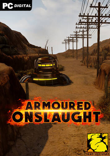 Обложка Armoured Onslaught