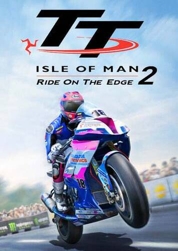 Обложка TT Isle of Man Ride on the Edge 2