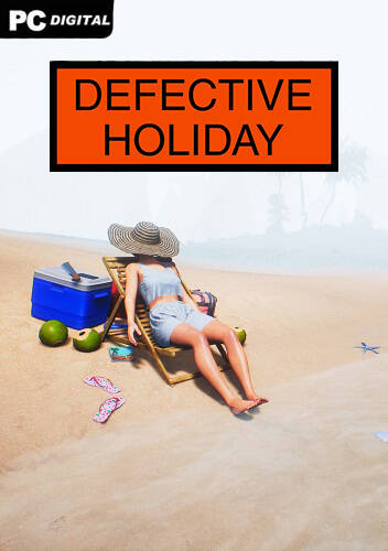 Обложка Defective Holiday