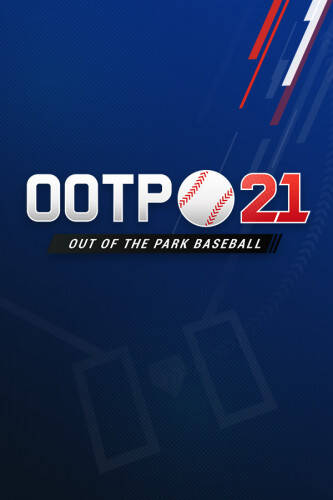 Обложка Out of the Park Baseball 21
