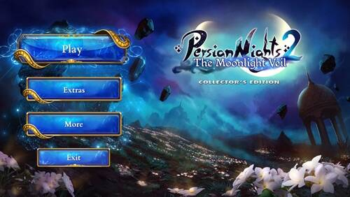 Обложка Persian Nights 2: The Moonlight Veil Collectors Edition