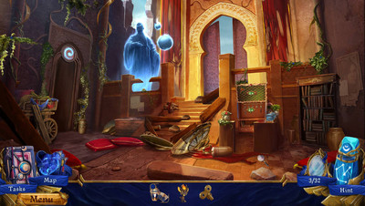 второй скриншот из Persian Nights 2: The Moonlight Veil Collectors Edition