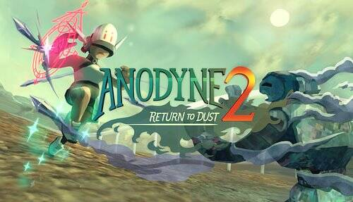 Обложка Anodyne 2. Return to Dust