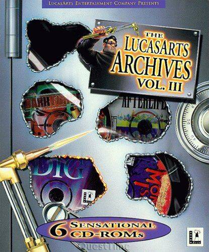The LucasArts Archives