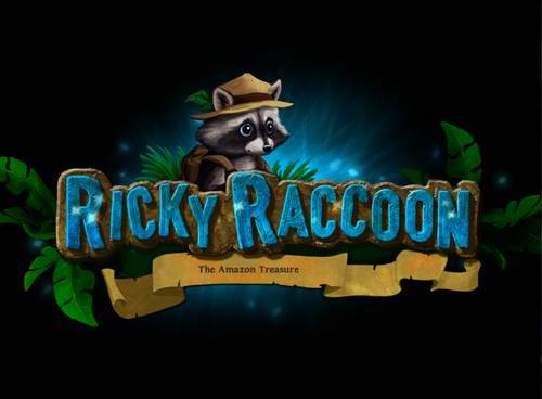 Ricky Raccoon: The Treasure Of The Amazon