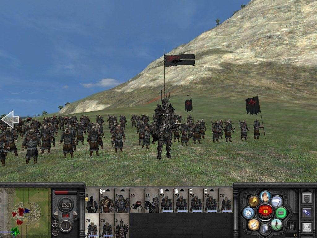 Скачать игру The Third Age: Total War для PC через торрент