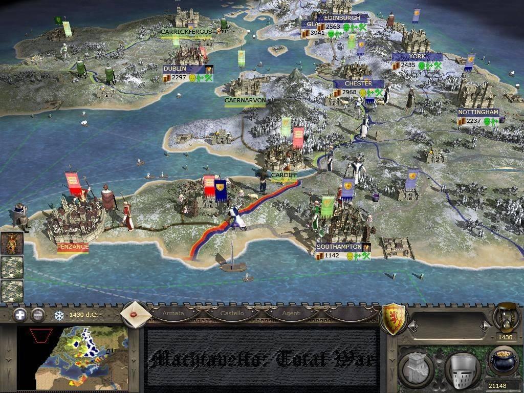 Medieval 1 Total War скачать торрент