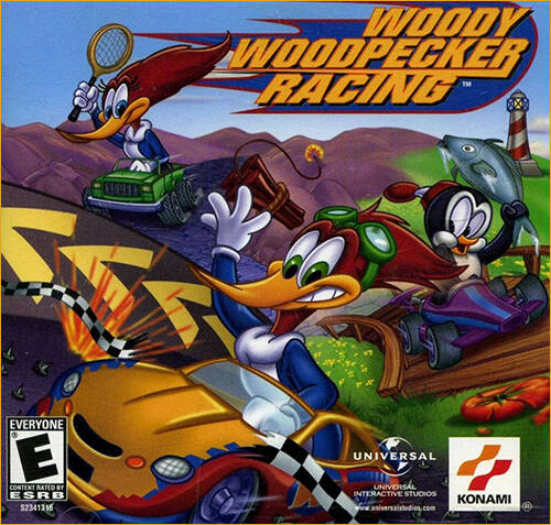 Woody Woodpecker Pack