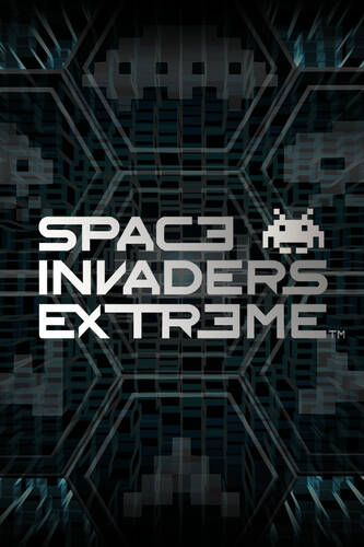 Обложка Space Invaders Extreme