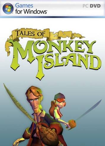 Обложка Tales of Monkey Island Complete Season / Complete Pack / Полный сезон (Главы 1-5)