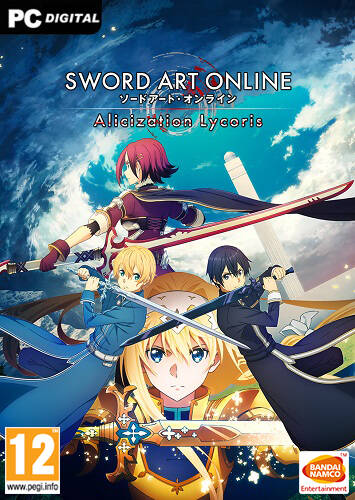 Sword Art Online Alicization Lycoris Month 1 Edition Deluxe