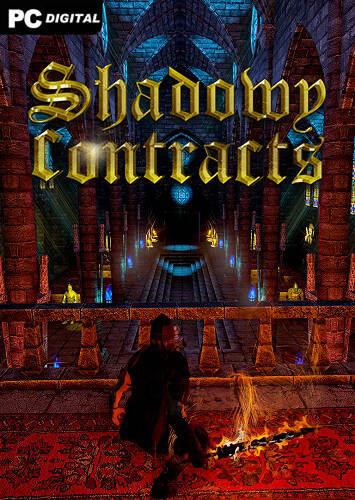 Обложка Shadowy Contracts