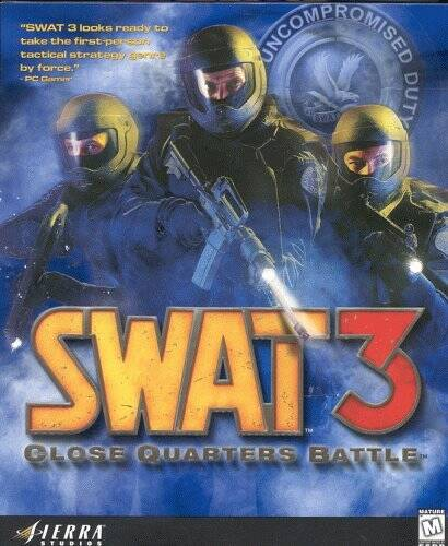 SWAT 3: Close Quarters Battle / SWAT 3: Тактика и стратегия