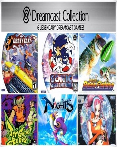 Dreamcast Collection Remastered