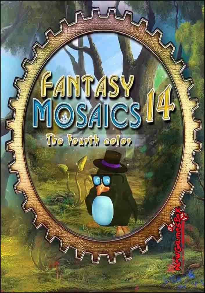 Fantasy Mosaics 14: The Fourth Color