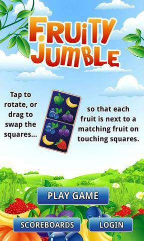 Fruity Jumble / Фрутти Микс