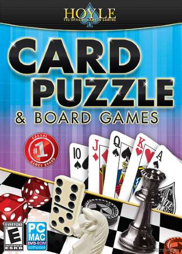 Hoyle 2013: Card, Puzzle & Board Games