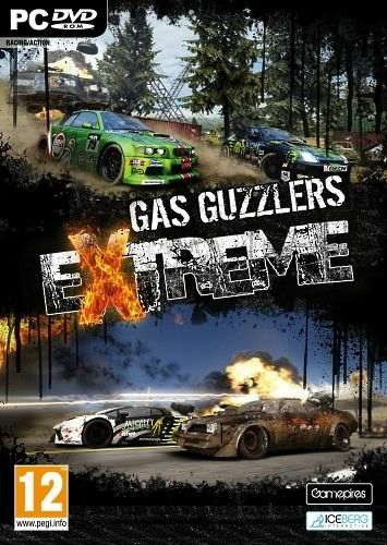 Gas Guzzlers Extreme - Gold Pack