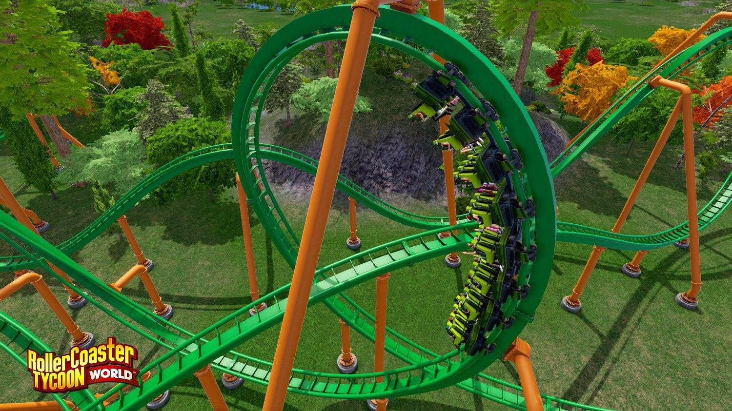 Rctw dev blog #20 launch day! Rollercoaster tycoon the.