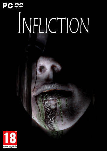 Обложка Infliction: Extended Cut