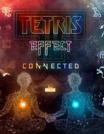Обложка Tetris Effect: Connected