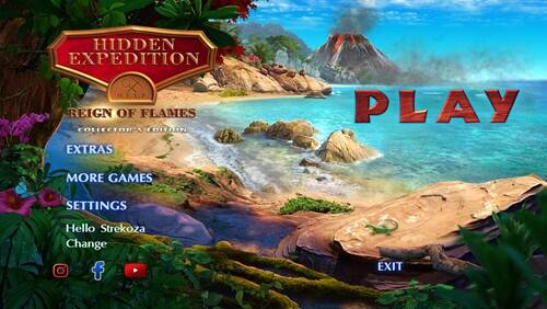 Обложка Hidden Expedition 20: Reign of Flames Collectors Edition