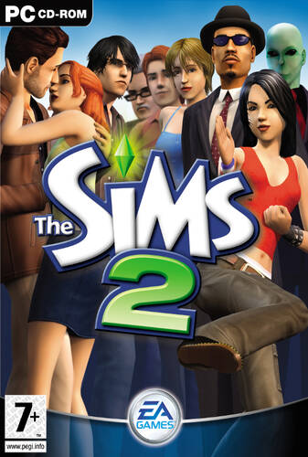 Обложка The Sims 2 - Collection 12 in 1