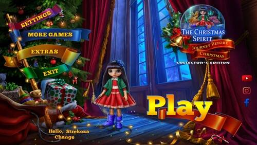 Обложка The Christmas Spirit 4: Journey Before Christmas Collector's Edition