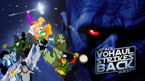 Space Quest: Vohaul Strikes Back, Incinerations