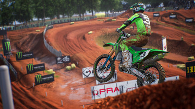 первый скриншот из MXGP 2020 - The Official Motocross Videogame
