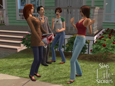 второй скриншот из The Sims 2 - Collection 12 in 1