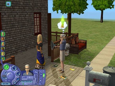четвертый скриншот из The Sims 2 - Collection 12 in 1