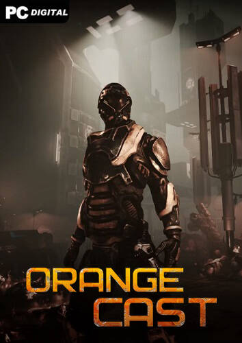 Обложка Orange Cast: Sci-Fi Space Action Game