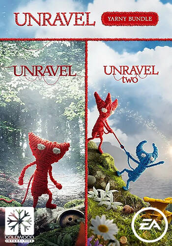 Unravel. Yarny Bundle