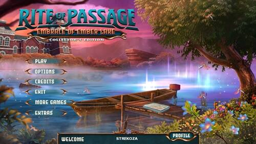 Обложка Rite of Passage 10: Embrace of Ember Lake Collectors Edition
