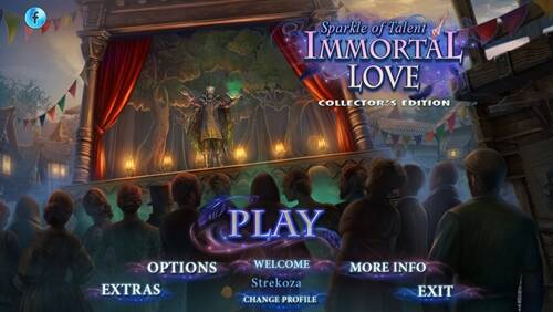 Обложка Immortal Love 8: Sparkle of Talent Collector's Edition