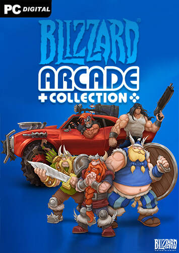 Обложка Blizzard Arcade Collection - Definitive Edition