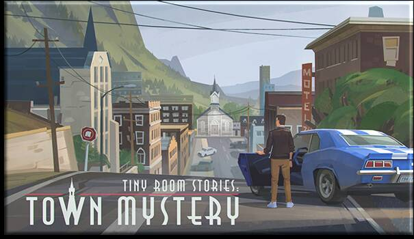 Обложка Tiny Room Stories: Town Mystery