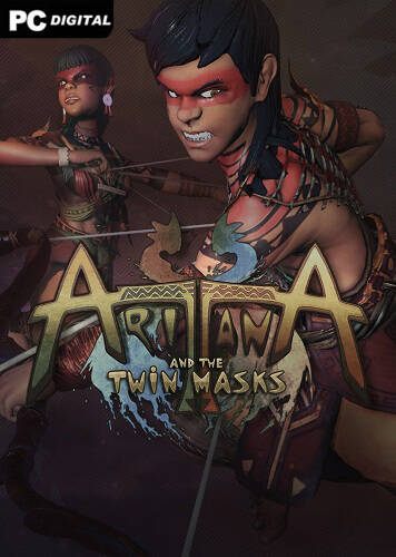 Обложка Aritana and the Twin Masks