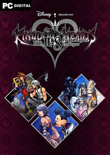 KINGDOM HEARTS HD 2.8 Final Chapter Prologue на пк