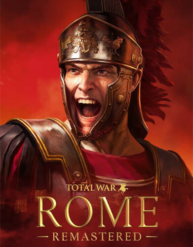 Обложка Total War: ROME REMASTERED