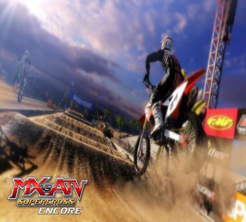 MX vs. ATV Supercross Encore Edition