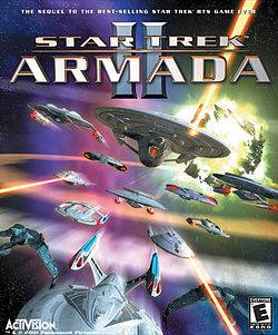 Обложка Star Trek: Armada 2