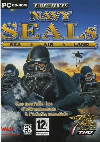 Elite Forces: Navy Seals - Sea, Air, Land