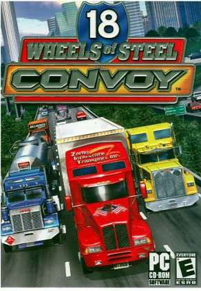 18 Wheels of Steel CONVOY / 18 стальных колес КОНВОЙ