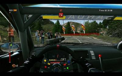 второй скриншот из WRC 3: FIA World Rally Championship