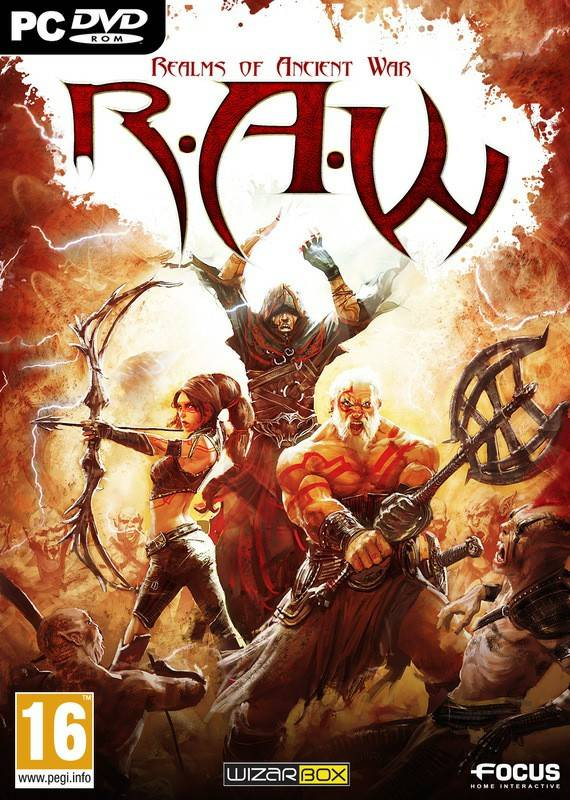 R.A.W.: Realms of Ancient War