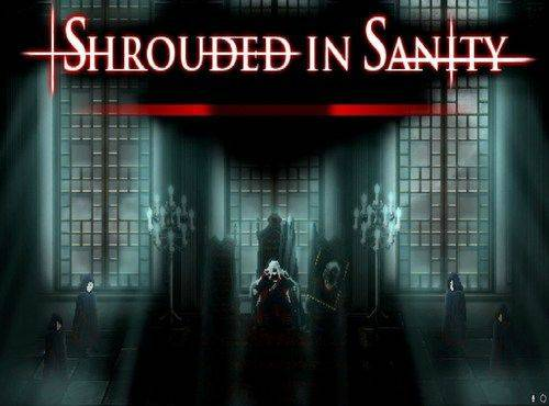 Обложка Shrouded in Sanity